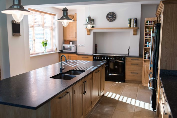 Black Oak Kitchen Eternal Kitchens
