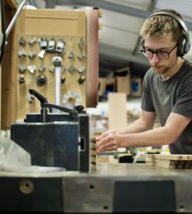 Ryan working