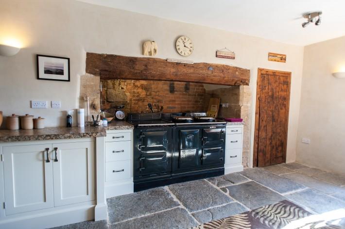 Somerset Farmhouse Kitchen